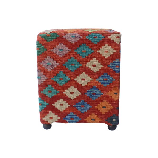 Corda Ottoman by Bungalow Rose