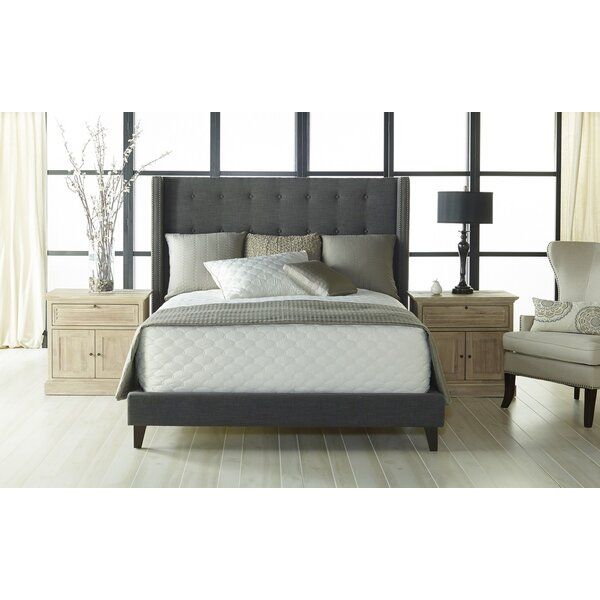 Estancia Upholstery Bed by August Grove