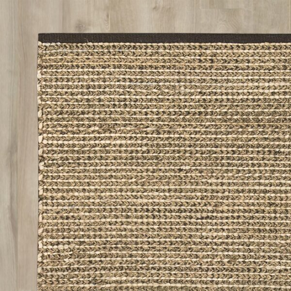 Glenns Ferry Handmade Brown Area Rug by August Grove
