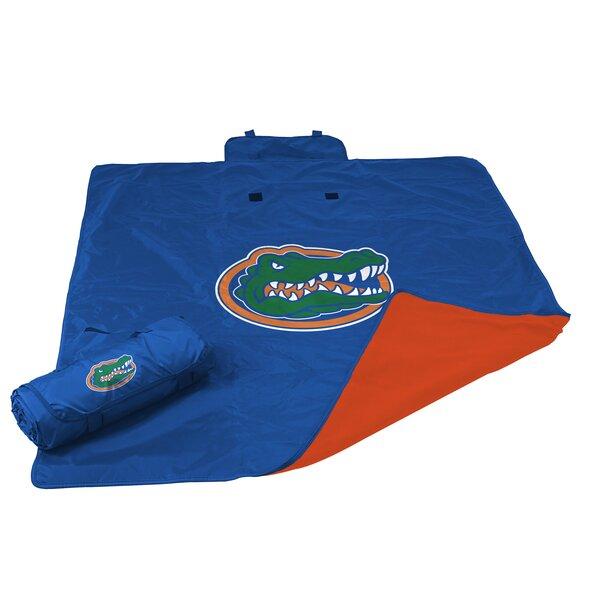 NCAA Team All Weather Fleece Blanket by Logo Brands