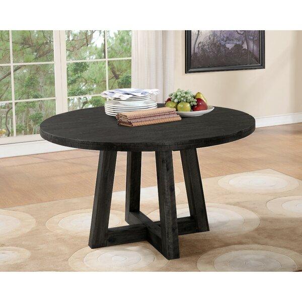 Memphis Wooden Round Coffee Table By Brayden Studio