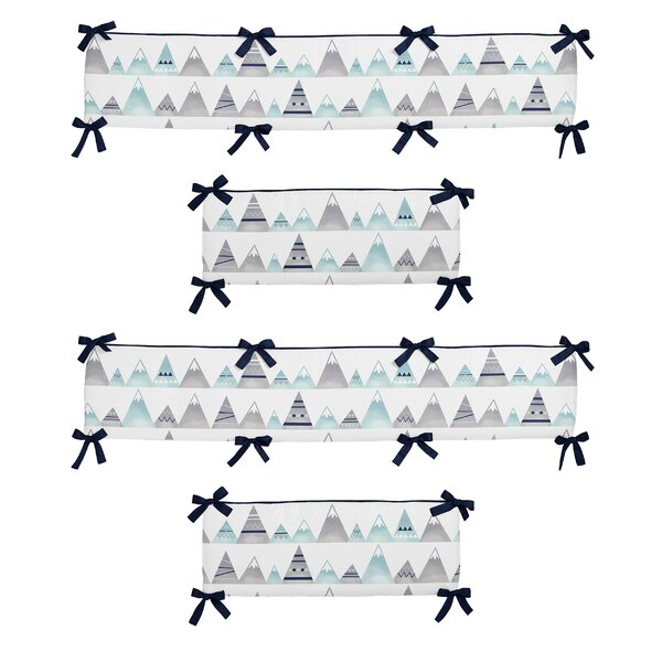 Mountains Crib Bumper by Sweet Jojo Designs