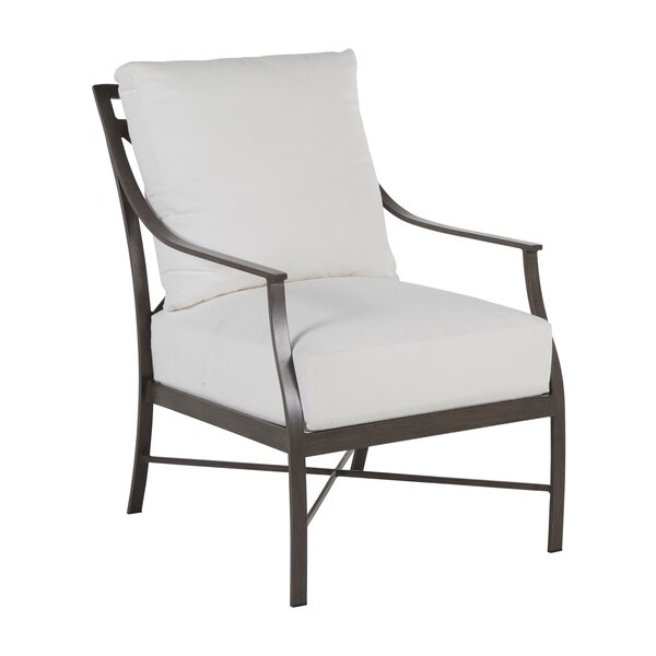 Monaco Patio Chair with Cushions by Summer Classics