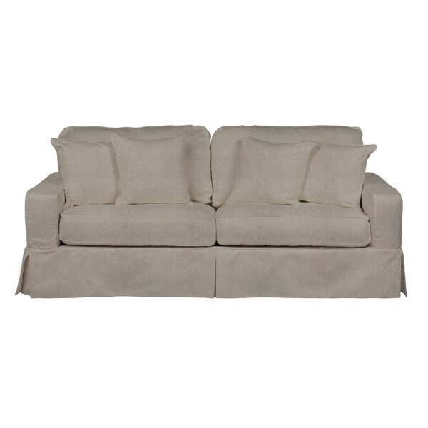 Columbus Slipcovered Sofa By August Grove by August Grove Best on ...