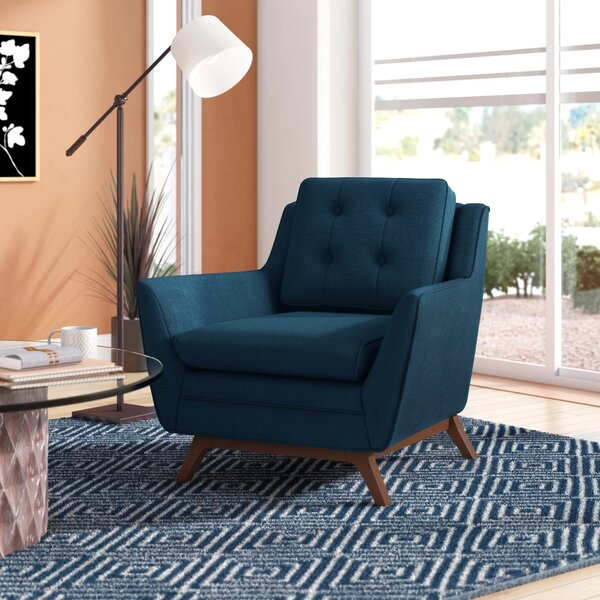 Bauman Armchair by George Oliver George Oliver