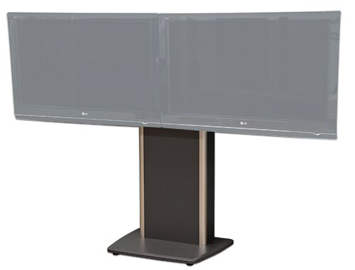 Fixed Base Telepresence Stand for 32 - 70 Diplays by VFI