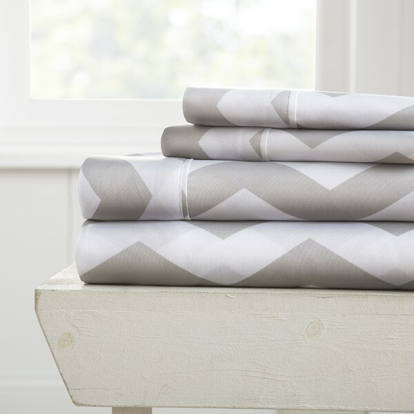 Severn Bridge Sheet Set by Wrought Studio