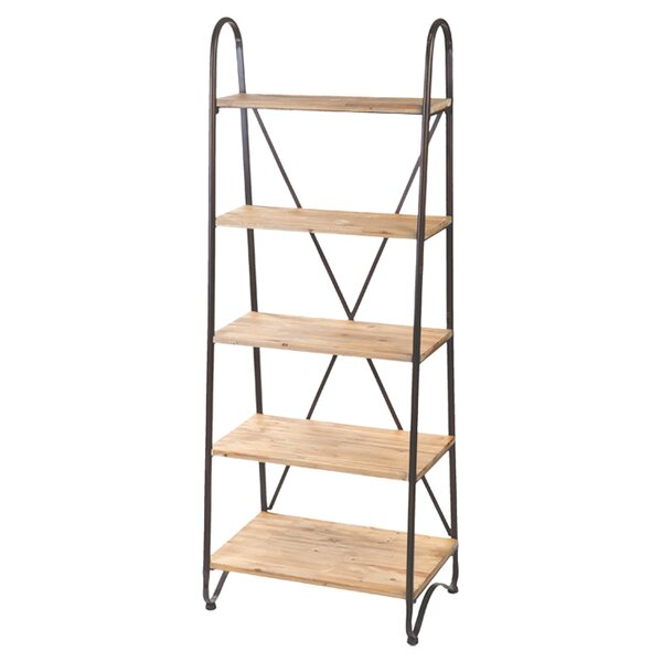 Pierce Etagere Bookcase by Evergreen Enterprises, Inc