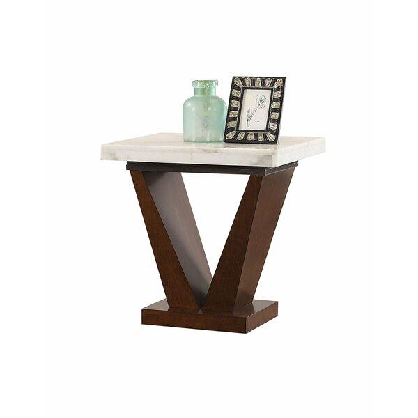 Todd Creek End Table by Brayden Studio