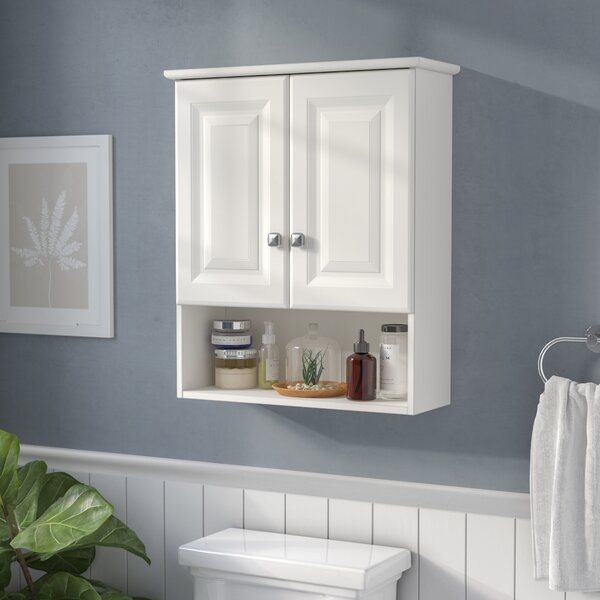 Cates 22 W x 26 H Wall Mounted Cabinet by Andover Mills