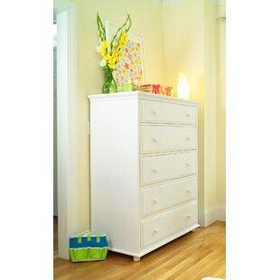 Look for Storage Units 5-Drawer Chest ByMaxtrix Kids