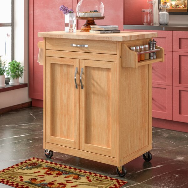 Coopersburg Kitchen Cart by Winston Porter