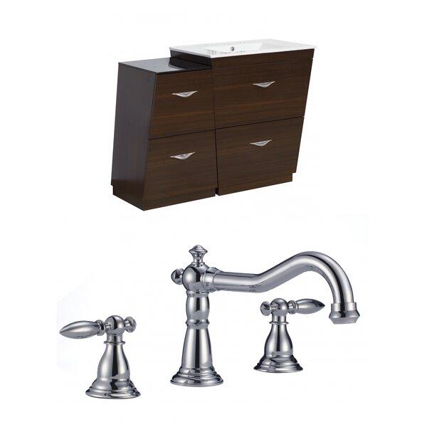 Vee 43 Single Bathroom Vanity Set by American Imaginations