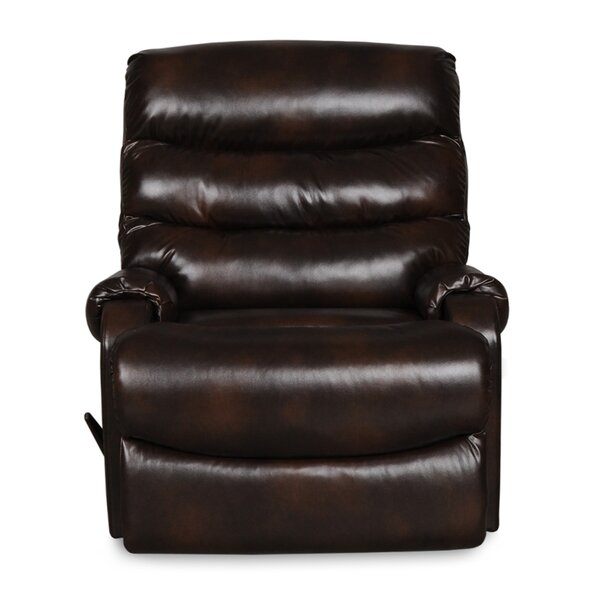 Bailey Manual Rocker Recliner by Revoluxion Furniture Co.