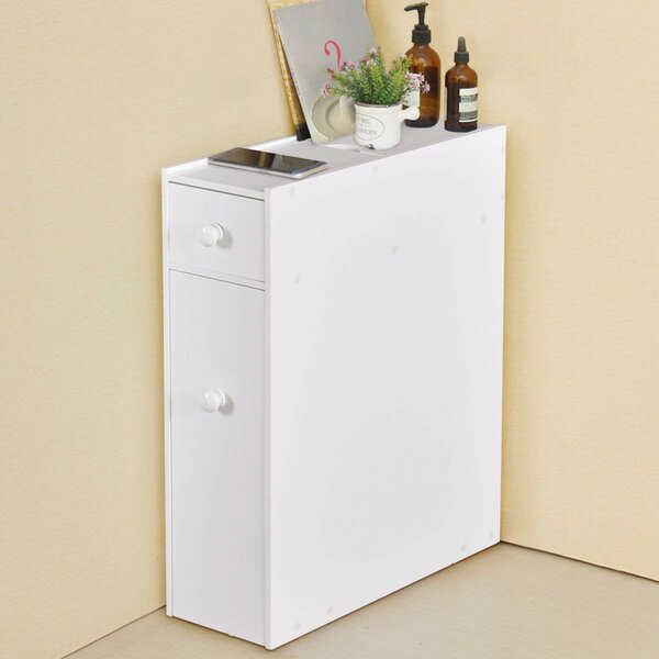 Stennis 18.9 W x 22.83 H x 6.3 D Linen Cabinet