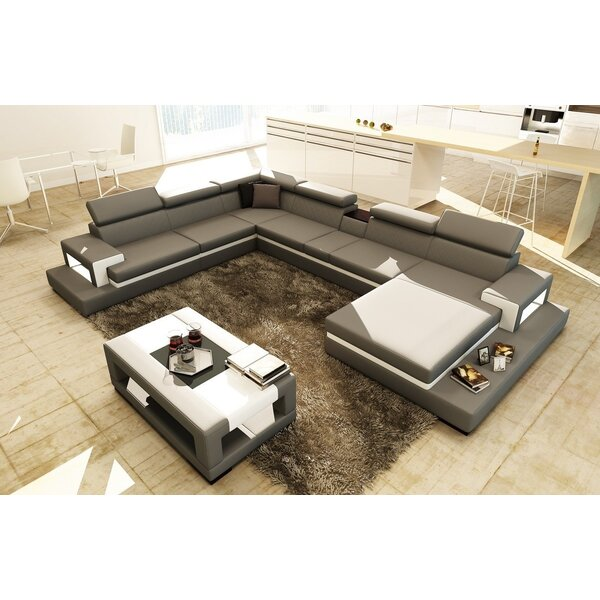 Extra Plush Sofa by Hokku Designs