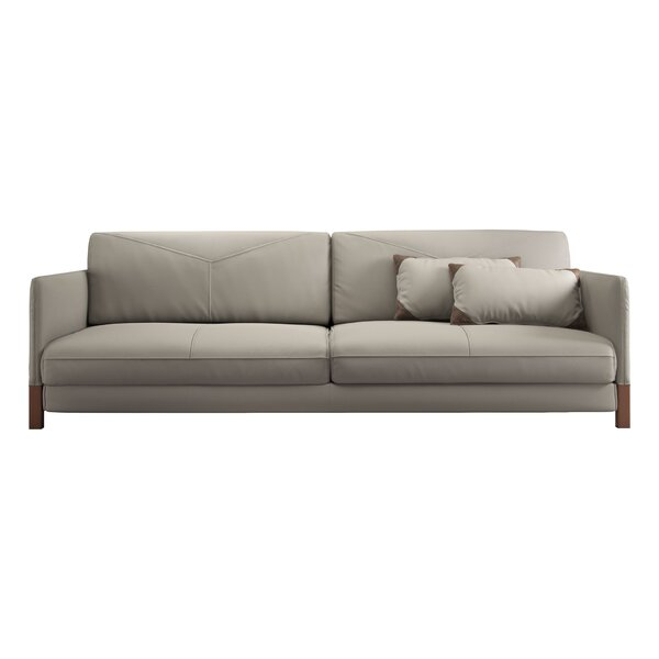 Lafayette Sofa by Modloft Black
