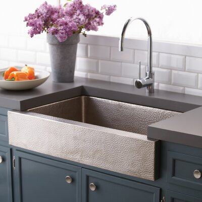 Kitchen Sink Brushed Nickel 16 Product Photo