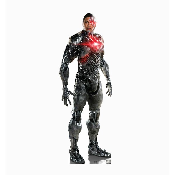 Cyborg Justice League Standup by Advanced Graphics