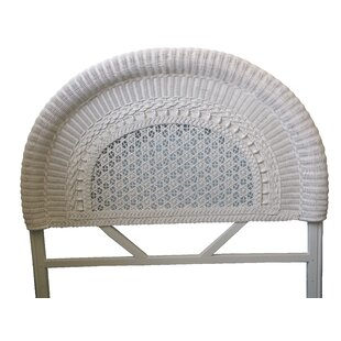 Wicker Panel Headboard