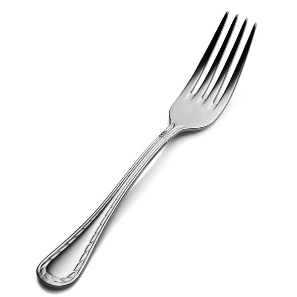 Amore Dinner Fork (Set of 12) by Bon Chef