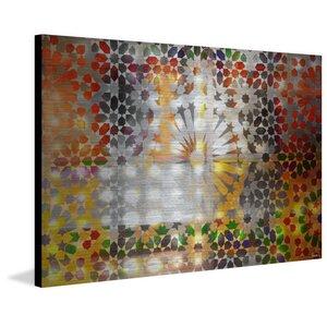 'Marrakesh Nights' by Parvez Taj Painting Print on Brushed Aluminum by Parvez Taj