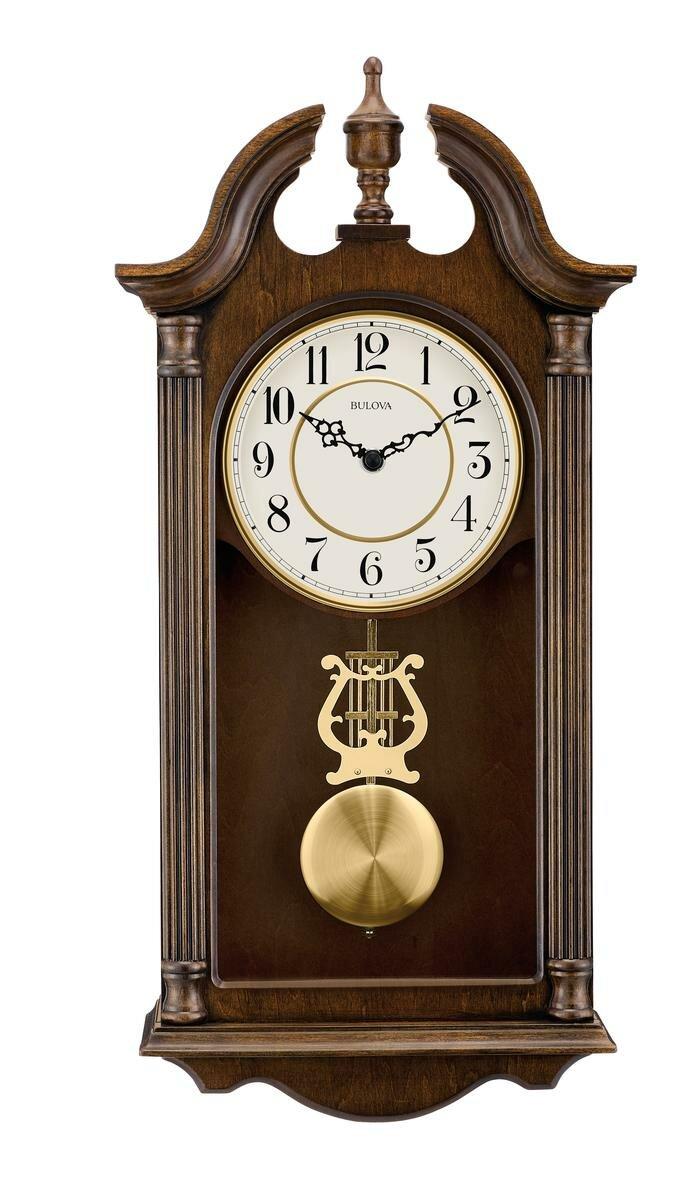 Bulova Saybrook 975 Wall Clock Wayfair