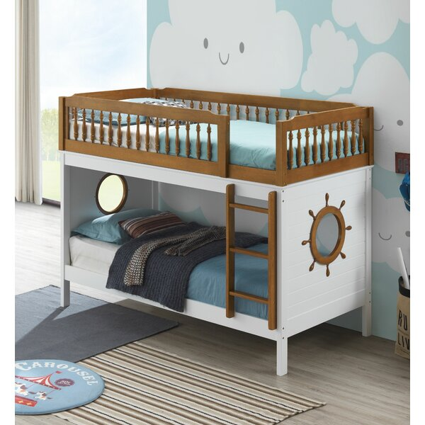 Maritza Twin over Twin Bunk Bed by Isabelle & Max