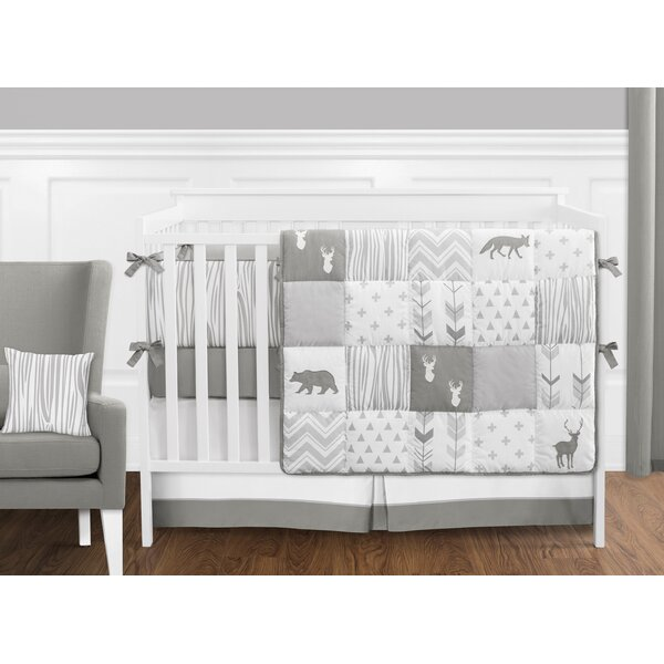 Woodsy 9 Piece Crib Bedding Set by Sweet Jojo Designs