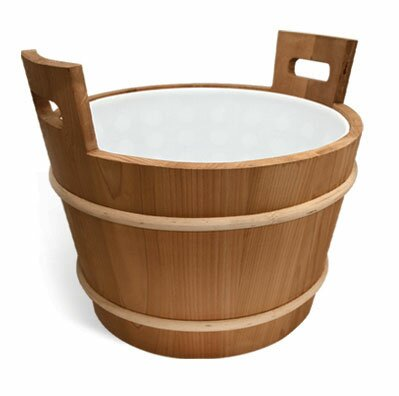 4.7 Gallon Bucket by Premium Saunas
