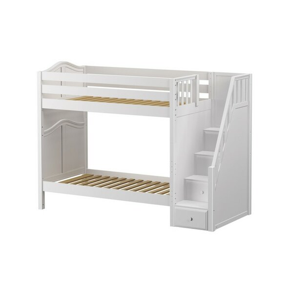 Wopper Twin over Twin Bunk Bed by Maxtrix Kids
