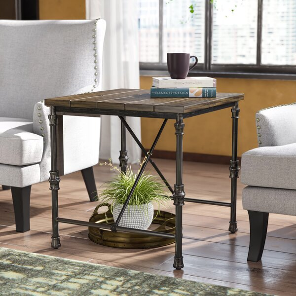 Sandrine End Table By Williston Forge