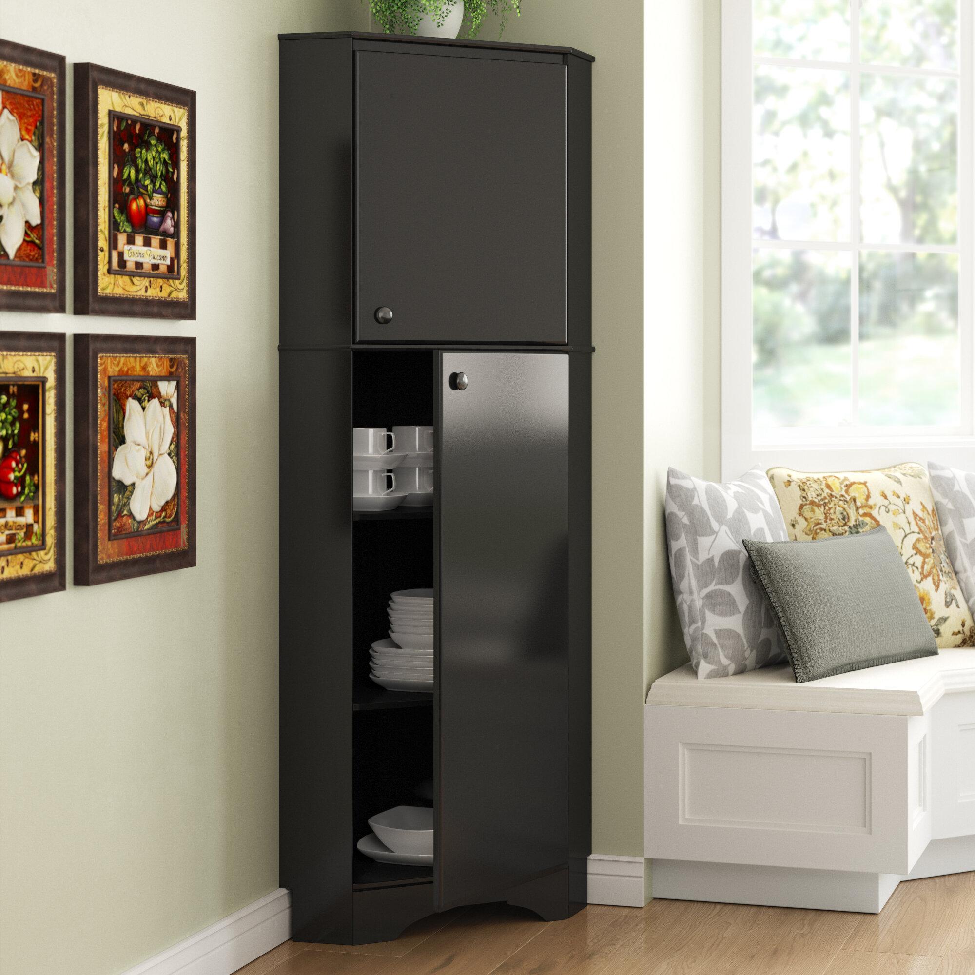 """11"""" H11 Door Corner Storage Cabinet"""