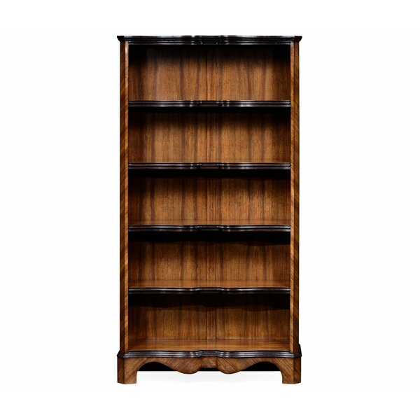 Moroccan Tall Argentinian Open Standard Bookcase by Jonathan Charles Fine Furniture