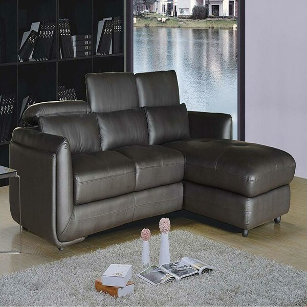 Review Faustina Right Hand Facing Sectional