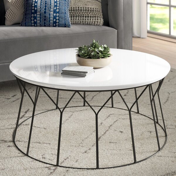 Alcott Coffee Table by Mistana