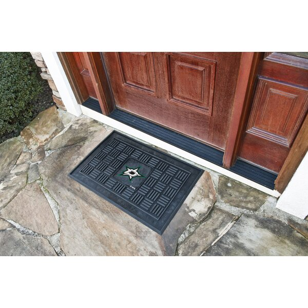 NHL - Dallas Stars Medallion Doormat by FANMATS