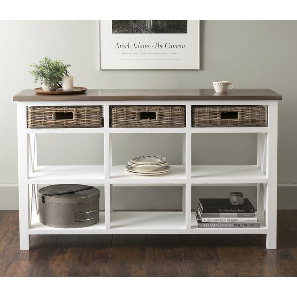 Cleveland Console Table by Beachcrest Home