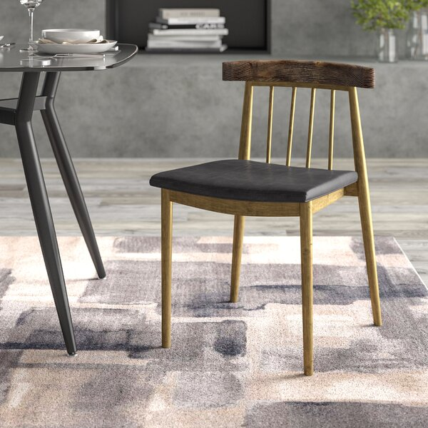 Loma Prieta Solid Wood Dining Chair (Set of 2) by Trent Austin Design