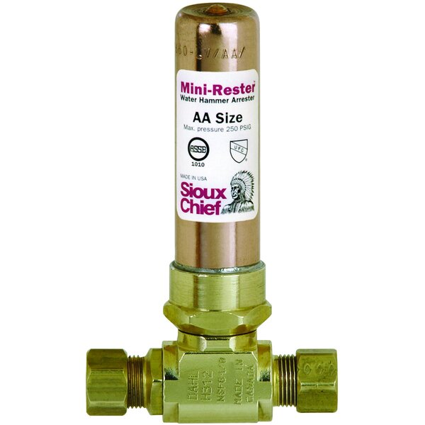 Mini-Rester™ Water Hammer Arrester by SiouxChief