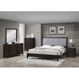 Vanatta Panel 6 Piece Bedroom Set ByLatitude Run