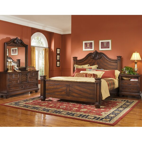 6 Drawer Combo Dresser by Wildon Home ®