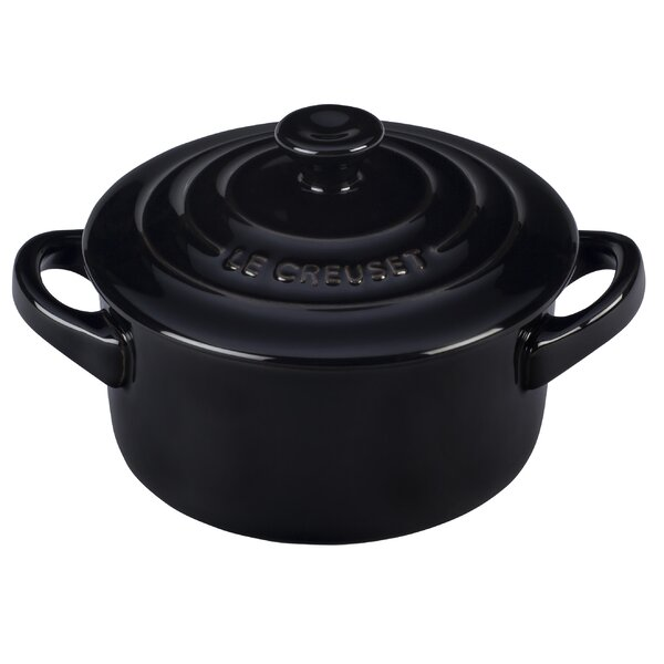 Stoneware Round Cocotte by Le Creuset