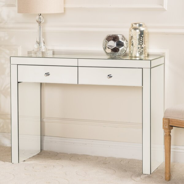 Review Hickmon Console Table