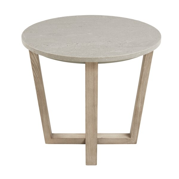 Donner End Table by Harbor House