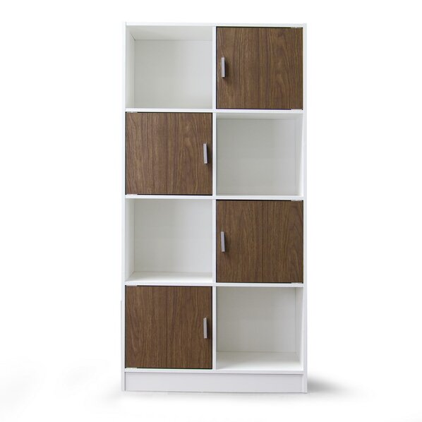 Serpens Cube Unit Bookcase by Latitude Run
