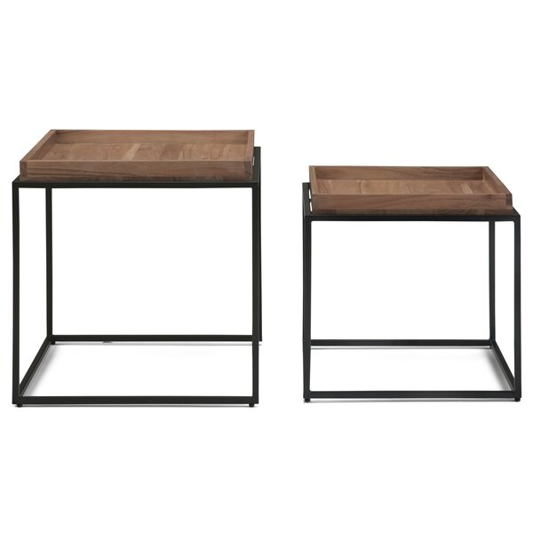 Spruill 2 Piece Nesting Tables By Trent Austin Design