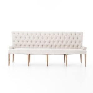Upholstered Bench by Design Tree Home