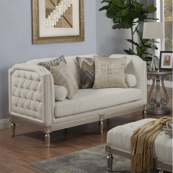Tiffany Loveseat by Benetti's Italia