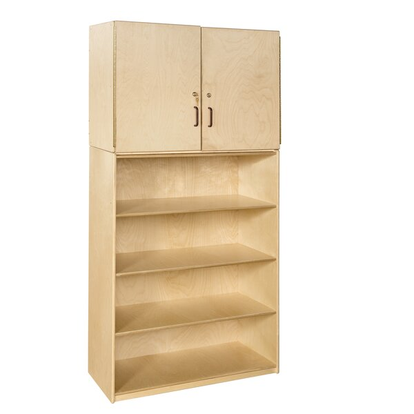 Clarendon 6 Compartment Classroom Cabinet by Symple Stuff
